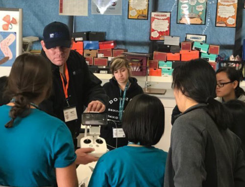 Inspiring Young Women at WTS-OC Girls' Engineering Day 2018
