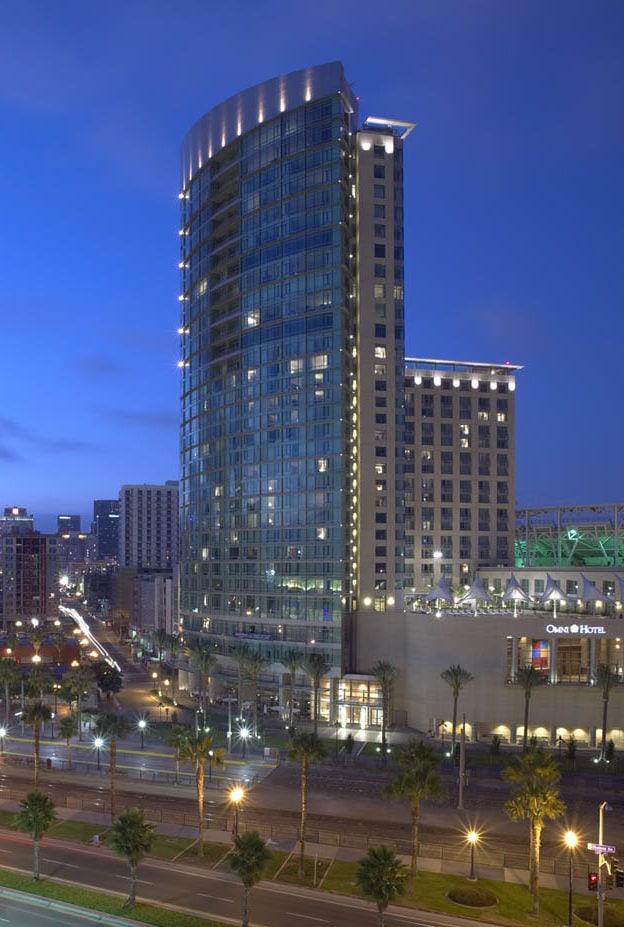 Omni Hotel in San Diego