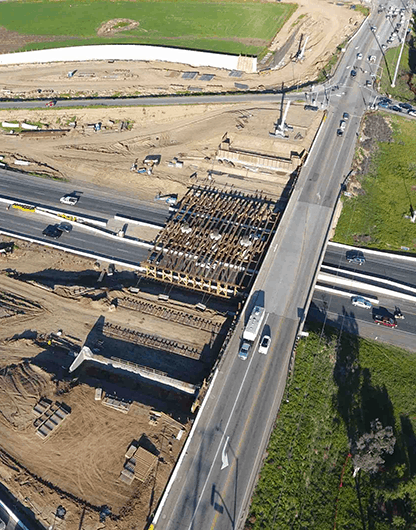 RCTD I-215 Scott Road Change aerial image
