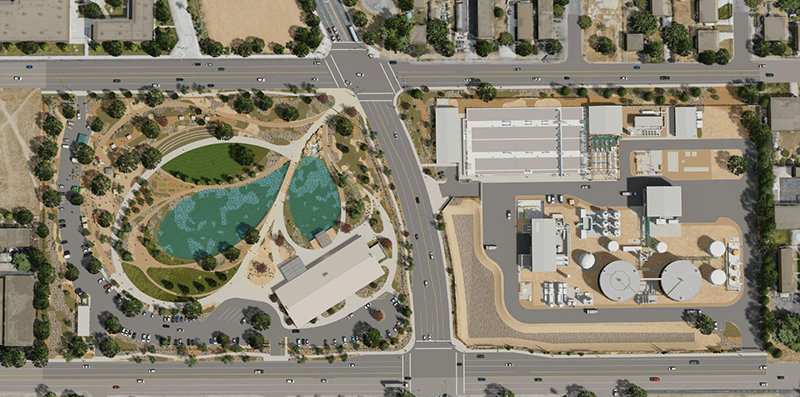 East Valley Water District Sterling Natural Resource Center