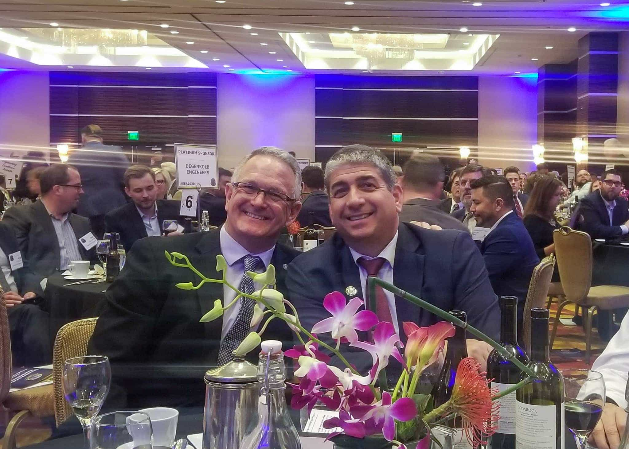 Guida team at 2020 ACEC Engineering Excellence Awards