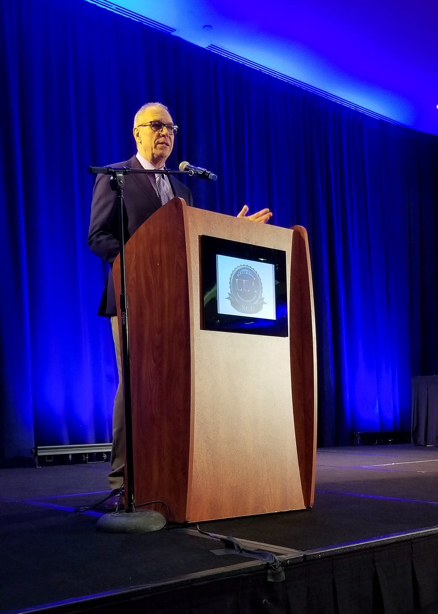 speaker at 2020 ACEC Engineering Excellence Awards