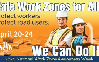 2020 National work zone awareness week