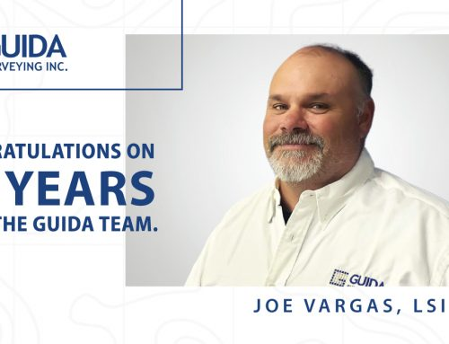 Celebrating Joe Vargas, LSIT on 10 Years as Part of the Guida Family